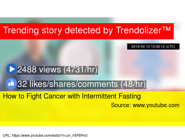 How to Fight Cancer with Intermittent Fasting